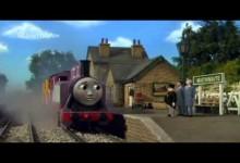 Lokomotiva Tomas: Rosie a putovy naklad
