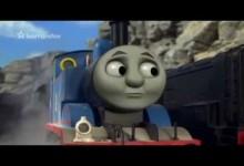 Lokomotiva Tomas: Pospiatky nie
