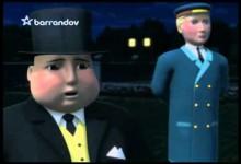 Lokomotiva Tomas: James a tma