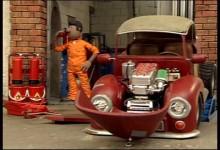 Cerveny traktor: Pan Vsetkovedel