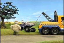 Cerveny traktor: Lietanie