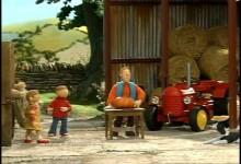 Cerveny traktor: Velke rany