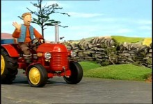 Cerveny traktor: Prvy maj