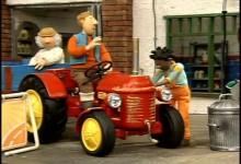 Cerveny traktor: Pozor tiger