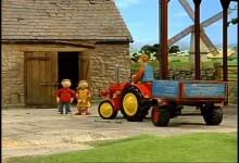 Cerveny traktor: Mlcanie kraviciek