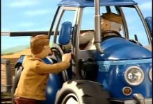 Cerveny traktor: Ostruziny