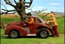 Cerveny traktor: Pan velky