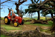 Cerveny traktor: Zbohom Modrak