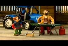 Cerveny traktor: Trapenie s lokomobilom