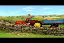 Cerveny traktor: Co odvial vietor