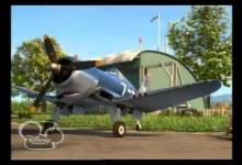 Auta - Materove pribehy: Vo vzduchu