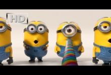 Mimoni: Bananovy song
