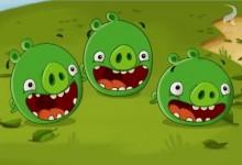 Angry Birds: Hypnoticke prasce