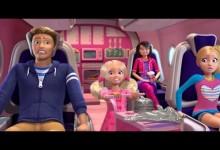 Barbie: Ako postavit lietadlo